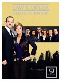 Law and Order - Special Victims Unit (Season 9)