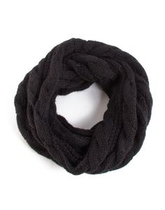 Twist Knit Infinity Scarf from 2020 AVE