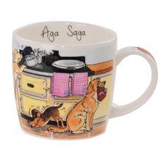 Aga Saga mug (UK)