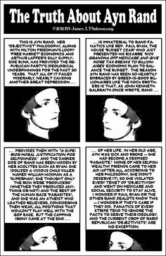 The Truth About Ayn Rand