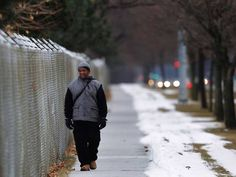 Thousands donate to help Detroit man who walks 21 miles every day to work.  This story also highlights the lack of decent public transport and the high car insurance in Detroit
