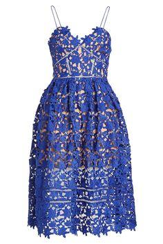 Self-Portrait - Lace Dress