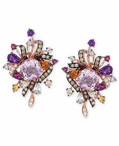 Le Vian 14k Rose Gold Multi-Stone - Le Vian - Jewelry & Watches - Macy's