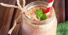 Recette de Boisson chocolatée à la vanille peu calorique à siroter. Facile et rapide à réaliser, goûteuse et diététique.