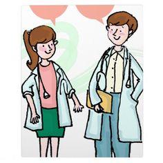 Doctors Talking Plaque - nursing nurse nurses medical diy cyo personalize gift idea