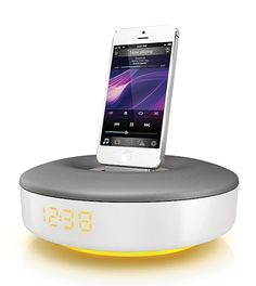 Test : Philips DS1155 Station d'accueil pour iPhone 5 /iPod nano 7G/iPod touch 5G