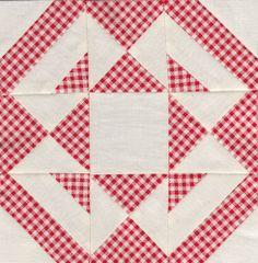 Farmer's wife quilt sampler – blocks 53 to 57   Sewn Up by TeresaDownUnder