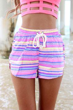 SABO SKIRT Fiesta Shorts - Off White - 48.0000