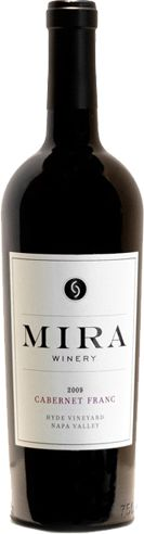 Best Red Wine & Sauvignon Blanc 2010 | Mira Winery in Napa Valley