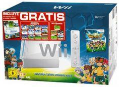 Wii Consola   Inazuma Eleven Strikers   Wii Sports Resort - YoElijoElPrecio.com