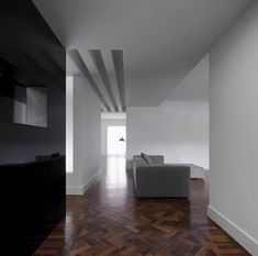 Bairro das Colónias II Apartment by Jaoao Tiago Aguiar.