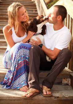 being happily married with a dog someday