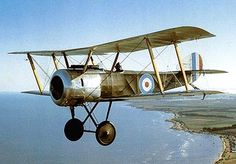 Sopwith Pup - British fighter of WWI