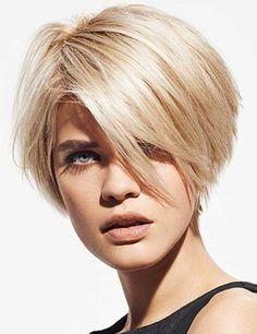 25+ últimos cortes de pelo corto para las mujeres // #Cortes #corto #mujeres #para #pelo #últimos