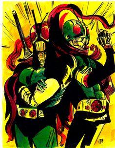 Kamen Rider, via Flickr