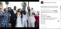 Legion of Love: Richard Sherman reunites LOB at his wedding