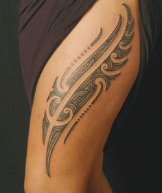 Maori Tattoos, Maori Tattoo Frau, Maori Tattoo Meanings, Polynesian Tribal Tattoos, Tribal Tattoos For Women, Leg Tattoos Women, Maori Tattoo Designs, Face Tattoos, Samoan Tattoo