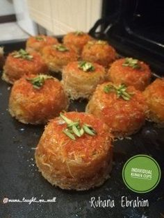 Kunafa Cups recipe by Ruhana Ebrahim posted on 04 Apr 2020 . Recipe has a rating of by 1 members and the recipe belongs in the Desserts, Sweet Meats recipes category Kataifi Pastry, Sweet Meat Recipe, South African Recipes, Ethnic Recipes, Food Categories, Recipe Categories, Cupcake Tray, Dessert Cups, Recipe Details