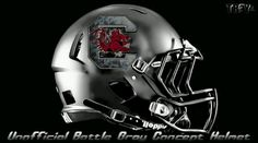 Just awesome Gamecock Nation, Gamecocks Football, Florida Gators Football, College Football Helmets, Football Uniforms, Carolina Football, South Carolina Gamecocks, Custom Football, Hot Cheerleaders