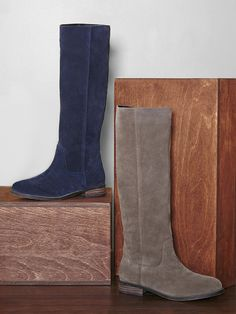 Slouchy tall boots | Sole Society Kellini