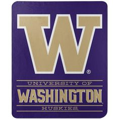 Team Color One Size Fanmats NCAA Washington Huskies University of Washingtonchrome Emblem