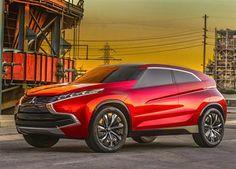 Mitsubishi ASX hybride : des précisions dévoilées à Los Angeles