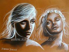 DIBUJOS. LA GENTE. .ARTISTIC DRAWING. NICE PEOPLE. WWW.RAPHAELPUELLO.COM