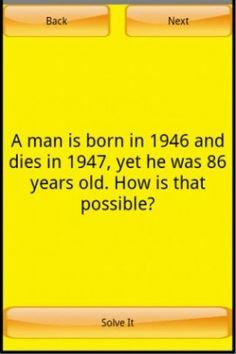 Riddle It for Android Funny Riddles, Jokes And Riddles, Number Riddles, Mind Riddles, Jokes Kids, Brain Teasers Riddles, Brain Teaser Puzzles, Weird Facts, Fun Facts