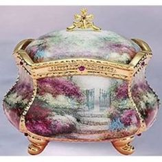 Here you will find the most beautiful, enchanting Thomas Kinkade Music Boxes available in a wide range of styles. What a perfect birthday or Christmas...