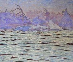 Garth Armstrong - Georgian Bay 30 x 36 Oil on canvas Canadian Painters, Georgian, Oil On Canvas, Painting, Art, Georgian Language, Painted Canvas, Painting Art, Paintings