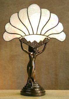 lamps.quenalbertini: Art Deco Table Lamp | eBay