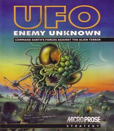 UFO Enemy Unknown - Amiga CD32