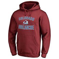 Colorado Avalanche Victory Arch Pullover Hoodie - Maroon - $54.99