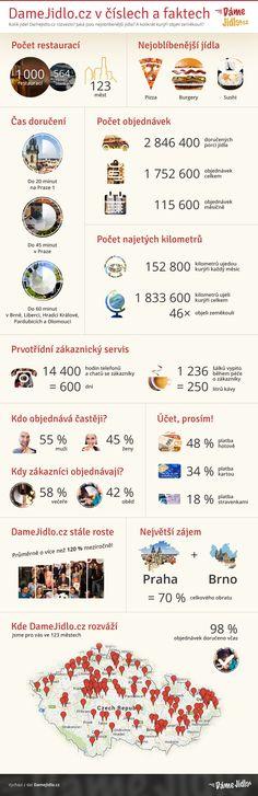DameJidlo.cz v cislech a faktech