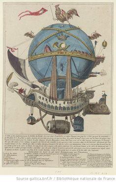 Ce Globe partira incessamment pour les Echelles du Levant ... : [estampe] - 1