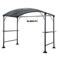 Deluxe Hardtop Grill Shelter Like The Idea Of It