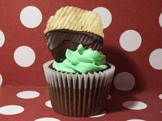 Faking Fancy Cupcakes: Chocolate Potato Cupcake