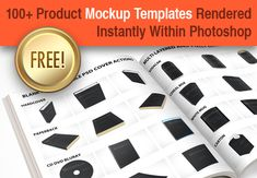 100+ Royalty Free PSD Product Branding Mock-Up Templates for Free!   InkyDeals