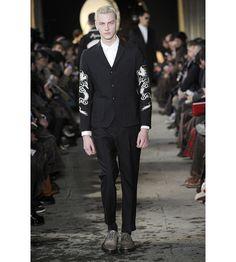 MIHARA YASUHIRO: Menswear Fall Winter 2013-14
