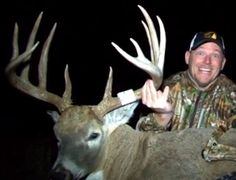 Mark Luster dropped this Iowa buck with his NAP Killzone broadhead. Great buck! - See more at: http://www.deeranddeerhunting.com/featured/scratch-your-big-buck-itch?pid=12836#sthash.7gSf4yr4.dpuf