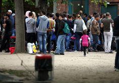 Fast 110.000 illegal eingereiste Migranten seit Januar 2016 - http://www.statusquo-news.de/fast-110-000-illegal-eingereiste-migranten-seit-januar-2016/