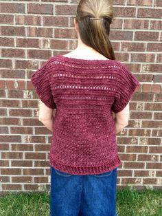 Crochet PATTERN Wome