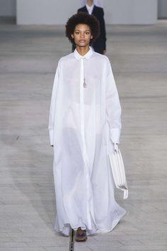 Jil Sander, Printemps/été 2018, Milan, Womenswear