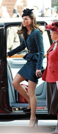 Katherine, Duchess of Cambridge | She has Beautiful Legs