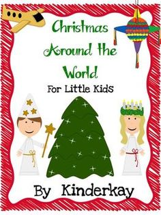 Central Illinois Tornado Relief Bundles, a HUGE Cyber Monday Sale AND if you make it to the bottom of this post, a FREEBIE! Preschool Christmas, Christmas Activities, Preschool Crafts, Christmas Themes, Christmas Crafts, Around The World Theme, Celebration Around The World, Holidays Around The World, Christmas In Italy