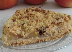 Ma petite cuisine gourmande sans gluten ni lactose: Tarte aux pommes et au crumble orange-cranberries ...