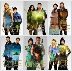 Snowing | Snow and Charming | Emma and Henry | Rumbelle | Rumpelstiltskin and Belle | Hookfire | Killian and Baelfire |Outlaw Queen | Robin Hood and Regina | Swan Queen