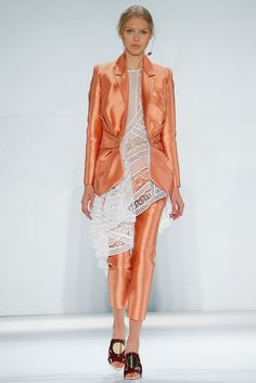 Zimmermann Spring 2015 RTW Collection
