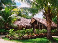 A variety of accommodation options are available at Plantation Island Resort, Fiji  www.islandescapes.com.au