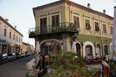 Shkodra- Nana's home down the street on the left. Such beautiful memories that I'll always cherish!